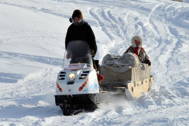 В рамках операции «Снегоход» у ямальцев проверят состояние зимней техники