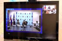 О своих проблемах ямальцы рассказали губернатору по видеоконференцсвязи