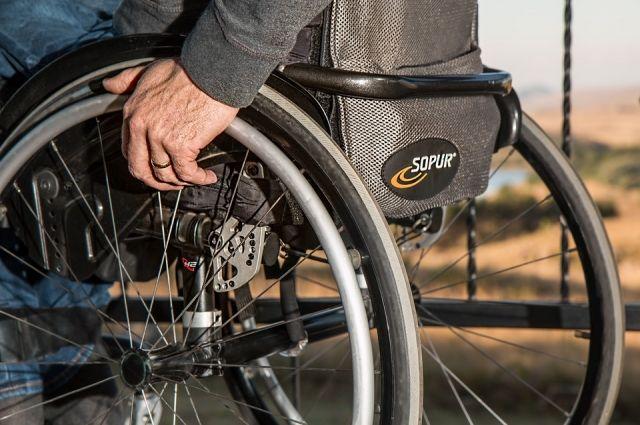 В Ноябрьске банк обязали оборудовать крыльцо пандусом для инвалидов