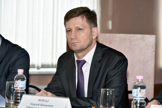Сергей Фургал отметил, что сборы необходимо прекратить.