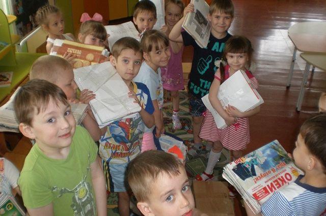 За один год ребята отправили в переработку 315 тонн макулатуры и 15 тонн пластика.