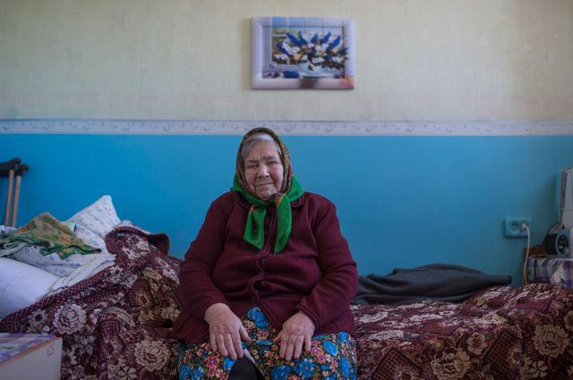 кимрский дом престарелых