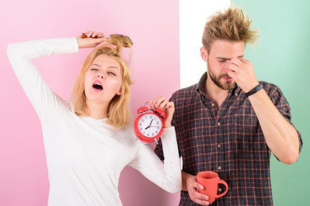 Жизнь в дрёме. Почему не высыпаешься, проспав более 7 часов?
