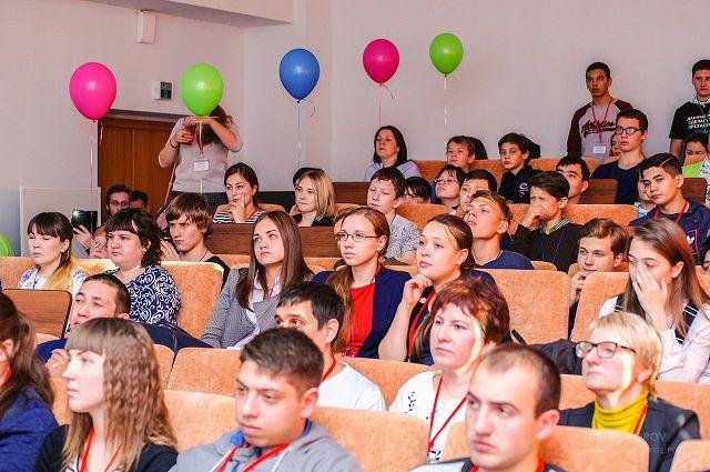 Фестиваль в пединституте