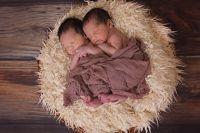 Всего в городе родилось 1275 малышей: мальчиков - 652, девочек - 623