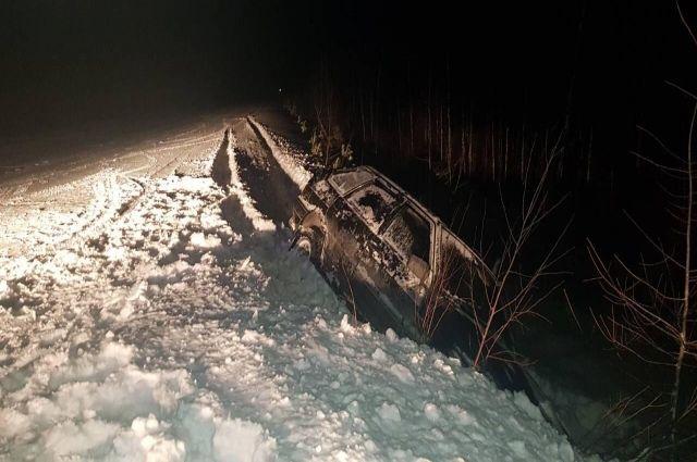 Сводка ГИБДД: 15 ноября на Ямале произошли 17 ДТП (ФОТО)