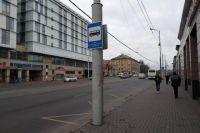 В Калининграде меняется расположение остановок областных автобусов.