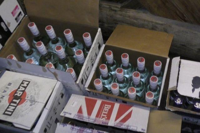 В Калининграде обнаружили 13 магазинов, торгующих алкоголем после 22.00.