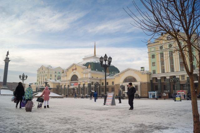 Для красноярцев запустили новый ЖД-маршрут.