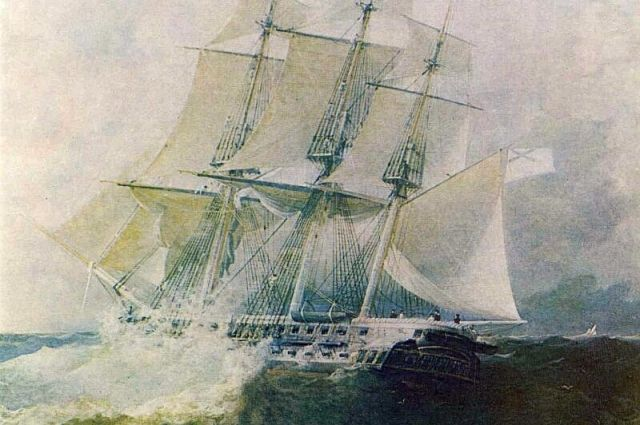 «Аврора» без выстрела. Как русский корабль топил английские репутации