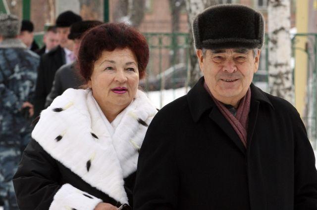 Скончалась супруга первого президента Татарстана Минтимера Шаймиева