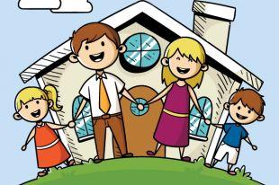 Газ – помощник и друг, дающий тепло родному дому.