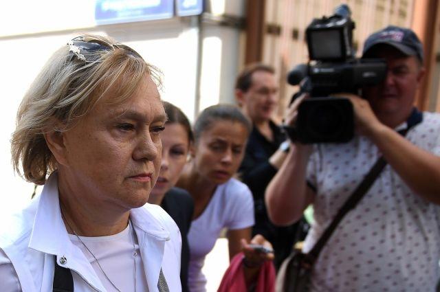 Адвокат Степаненко рассказала о разводе артистов