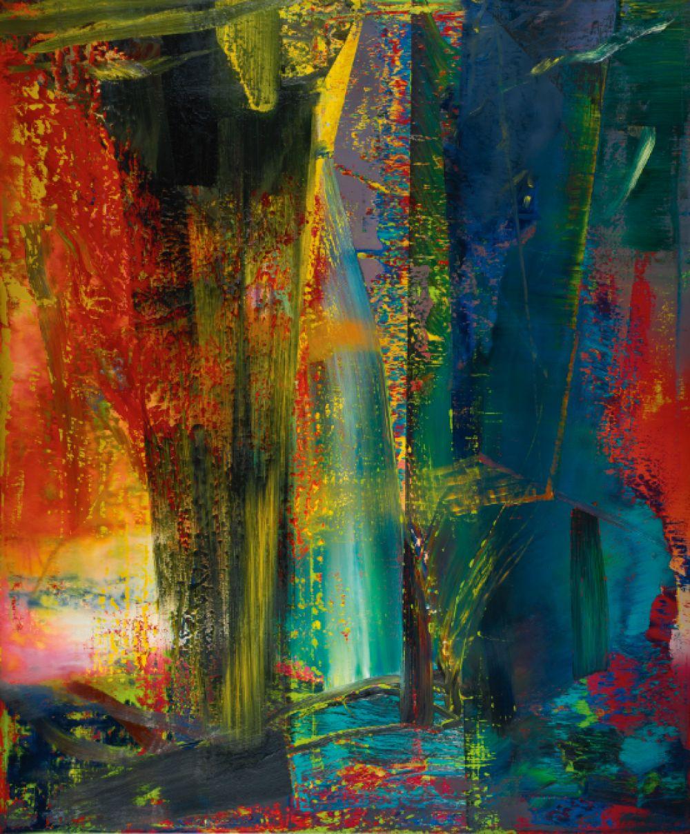 Произведения немецкого художника Герхарда Рихтера включены в собрания крупнейших музеев Европы. В 2015 году его «Абстрактная картина» ушла с молотка на аукционе Sothbey's за 46 млн долларов.
