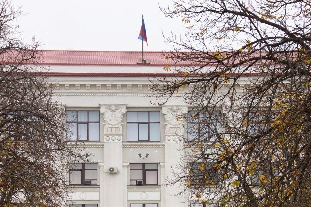 Первое заседание парламента ЛНР нового созыва состоится 19 ноября