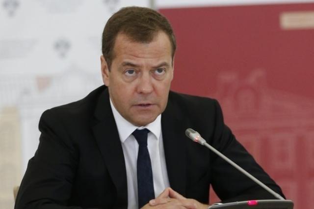 Медведев выступил за обновление ВТО