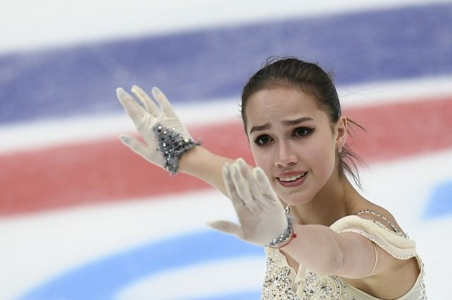 Загитова установила мировой рекорд в короткой программе на Гран-при