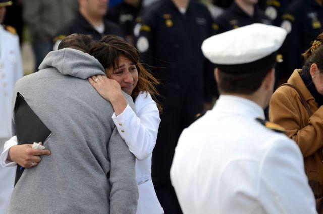 ВМС Аргентины проинформировали обобнаружении затонувшей подлодки San Juan