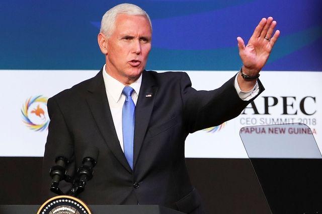 Пенс заявил о подготовке новой встречи Трампа и Ким Чен Ына