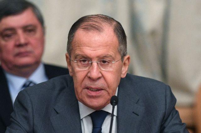 Лавров сообщил, что «Турецкий поток» может пройти через Сербию