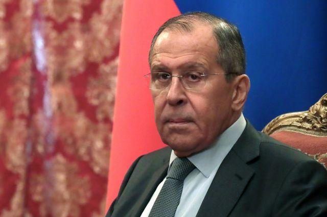 Лавров рассказал о попытках превратить Балканы в «плацдарм против РФ»