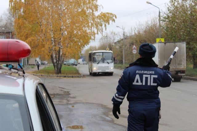 В Оренбурге проводится ОПМ «Без права управления».