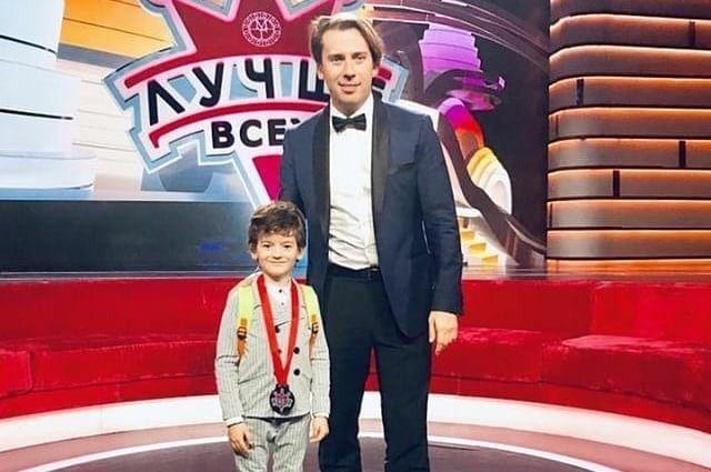 В программе Максима Галкина «Лучше всех» принял участие оренбуржец Миша Мяло