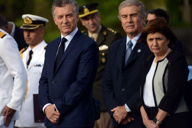 Аргентина заявила, что у нее нет техники для поднятия подлодки San Juan