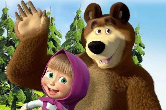 Посольство Российской Федерации оценило обвинения английских СМИ вадрес мультсериала «Маша иМедведь»