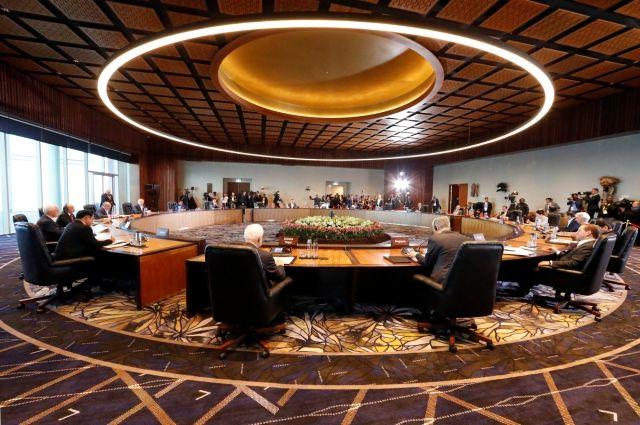 Заявления США испортили атмосферу насаммите АТС— КНР