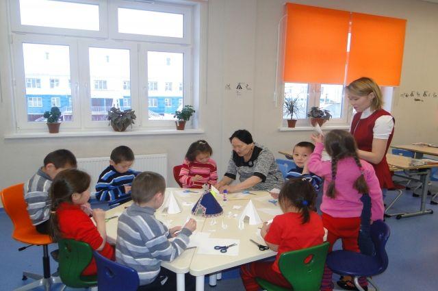 Педагоги Гыданской школы-интерната создают домашний уют для первоклассников