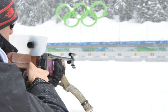 Тюменская биатлонистка финишировала второй на соревнованиях в Финляндии