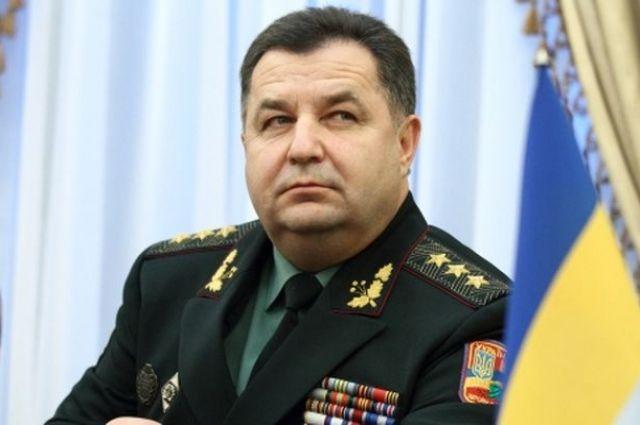 Полторак отреагировал на угрозы «закрыть» Азовское море для Украины