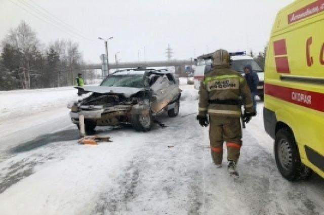 Авария на трассе унесла жизнь маленького ребенка.
