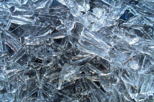 Ледовый покров только начал формироваться на водоемах Хабаровского края.