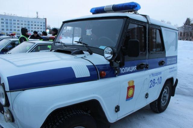 Комсомольской полицией проводится проверка.