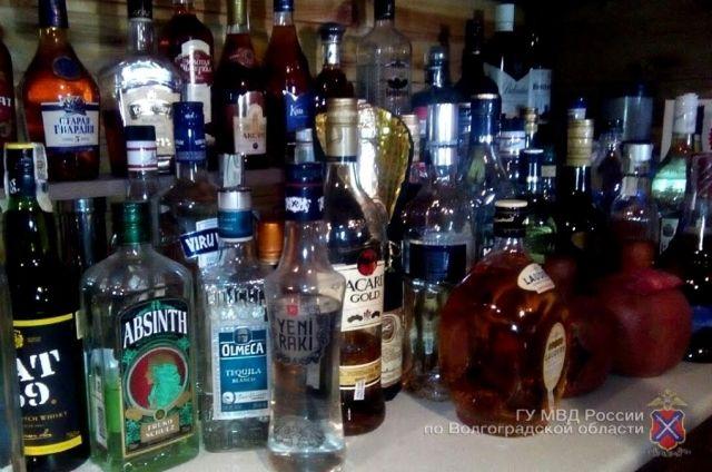 Поддельный алкоголь обнаружен в Перми и крае