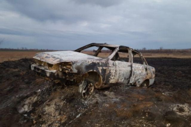 в Курманаевском районе расследуется гибель мужчины.