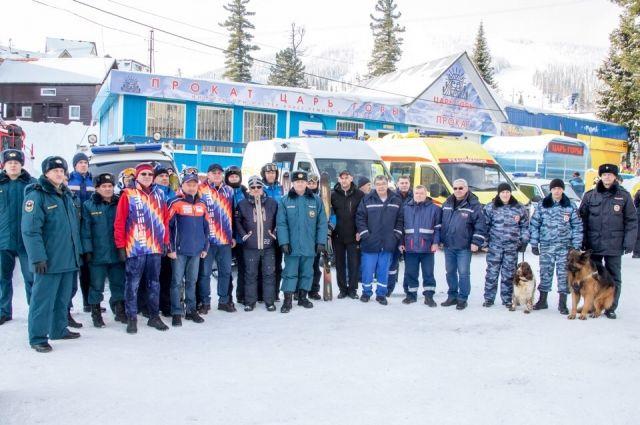 Губернатор принял участие в открытии горнолыжного сезона в Шерегеше.