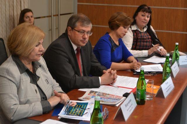 Круглый стол  «Электронные сервисы Фонда социального страхования РФ» прошёл в Краснодаре.