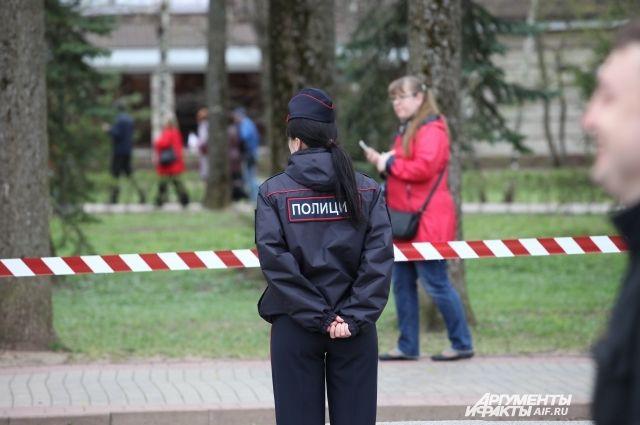 Здание в Перми оцепили из-за подозрительного предмета.