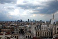 Милан.