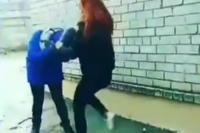 В Запорожье студенты училища снимали на телефон избиение девушки