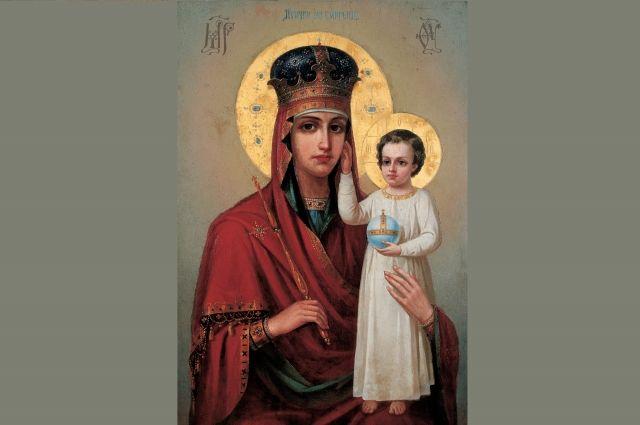 Икона Божией Матери «Призри на смирение» пробудет в Прикамье до середины декабря.