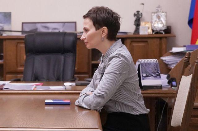 Вице-премьером калининградского правительства назначена Наталья Сибирева.
