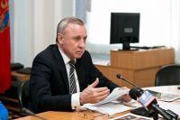 В кабинете министра труда и занятости населения Оренбуржья В.П.Кузьмина  прошел обыск