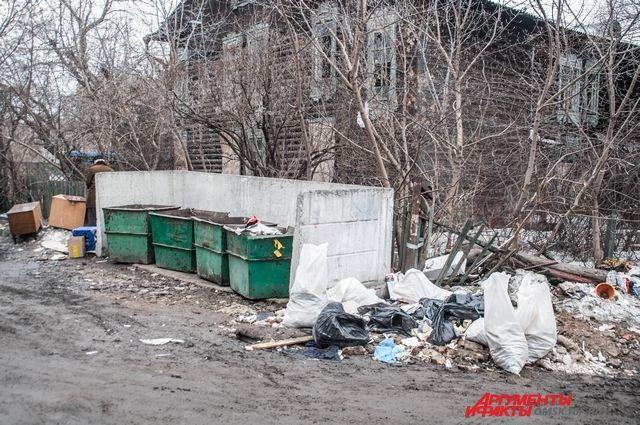 Тариф на вывоз твердо-бытовых отходов до сих пор не определен
