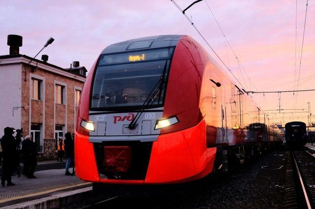 Билеты с указанием мест на электропоезд «Ласточка» начнут продавать с 23 ноября