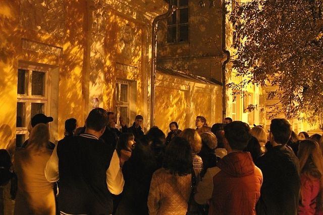 Ночная экскурсия по Калугу с рассказом о малоизвестных фактах.