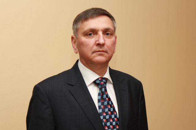 Владимир Дегтярев.